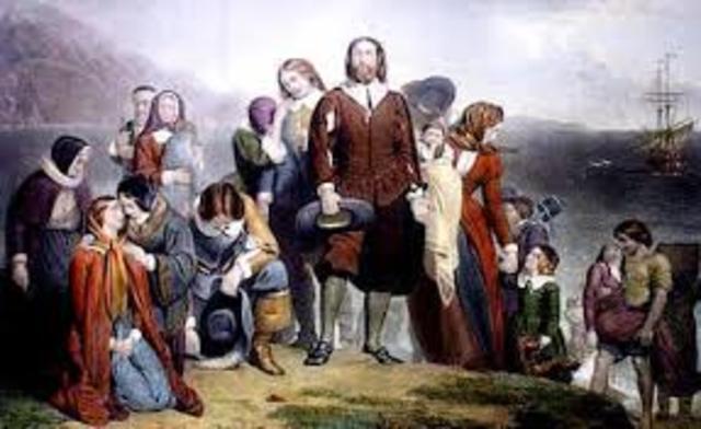 The Puritans come