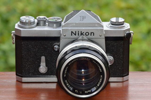 Nikon relases their first camera series