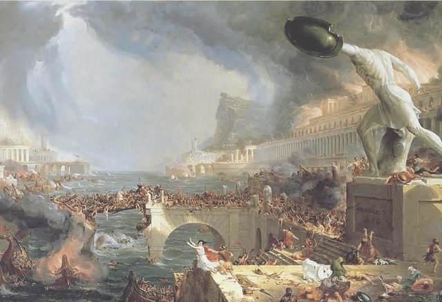 Downfall of Renaissance Italy