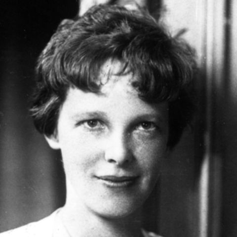 Earhart buys her first plane
