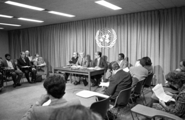 South Africa kicked out of United Nations