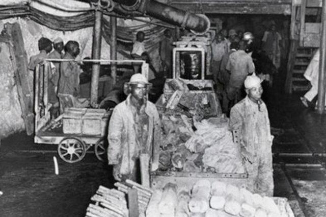 The Strike of Black Workers