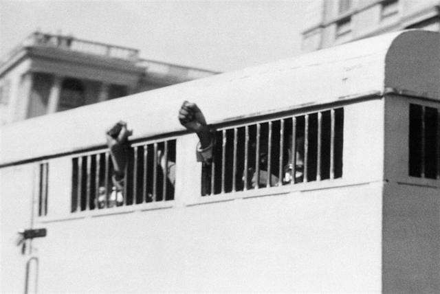 Nelson Mandela Sent to Life in Prison