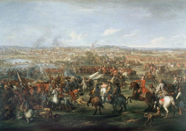 War of Spanish Succesion