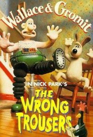 """Created """"The Wrong Trousers"""""""