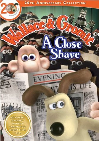 "Created ""A Close Shave"""