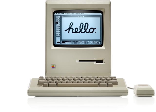 APARICIÓN DE APPLE COMPUTER (MACINTOSH)