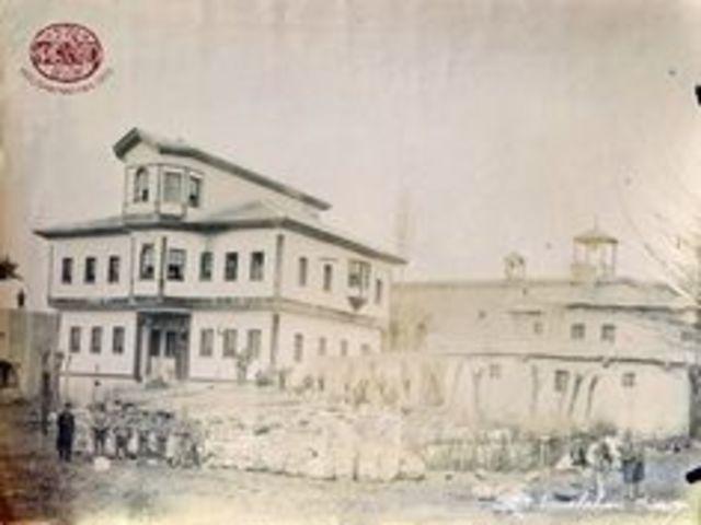 Armenian Schools Seized