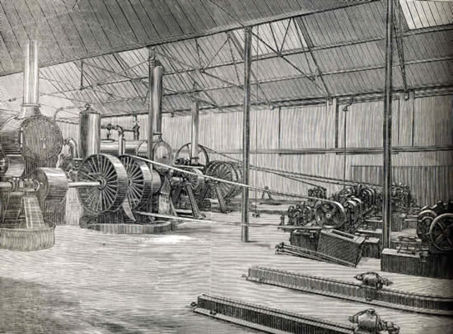 First Power Station