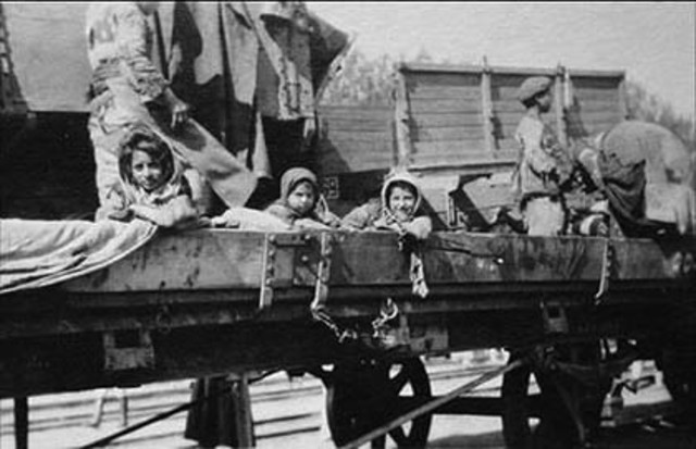 Deportation of Children