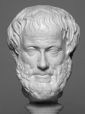 Aristóteles 384 a.C