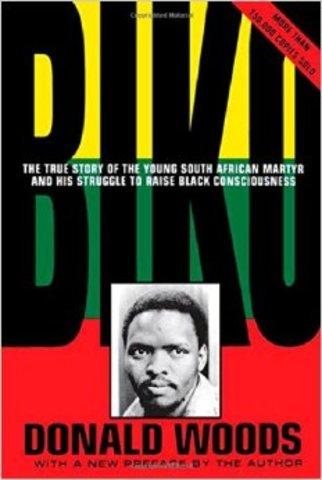 Donald Woods Publishes the novel Biko