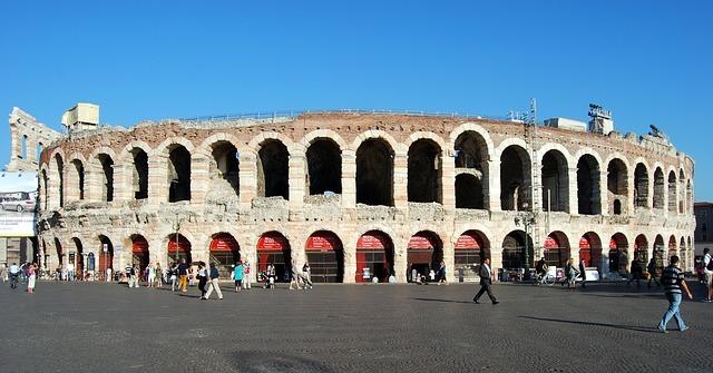 Verona earthquake