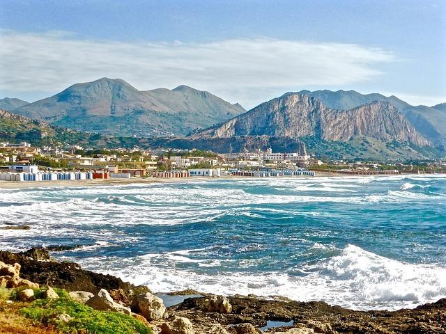 Sicily earthquake