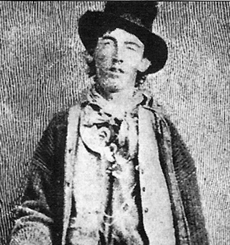 Billy the Kid is Shot and Killed