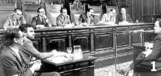 Argentina SOC: Comienza en noviembre el juicio militar contra la cúpula dirigente de la guerra de Malvinas