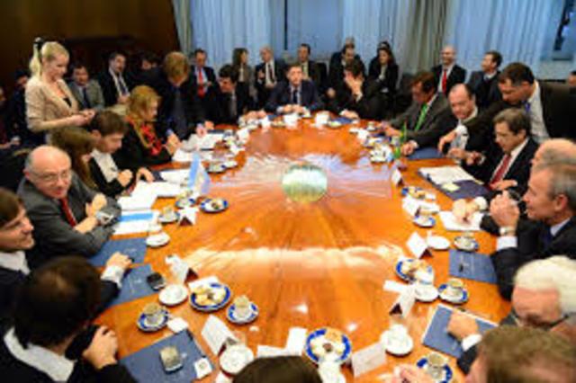 Argentina POL: Los presidentes de Argentina y Brasil, firman protocolos de cooperación