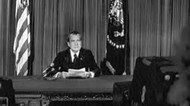 Politico: renuncia Nixon