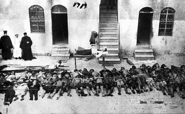 More massacred