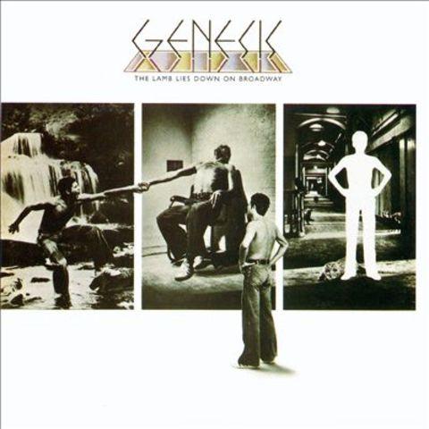 Genesis - The Lamb Lies Down on Broadway