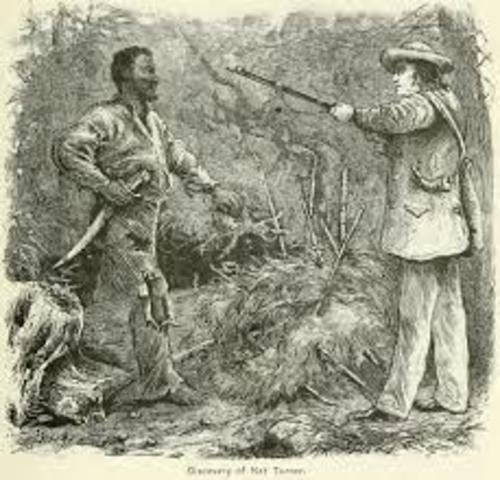 Nat Turner's Rebellion Pt1