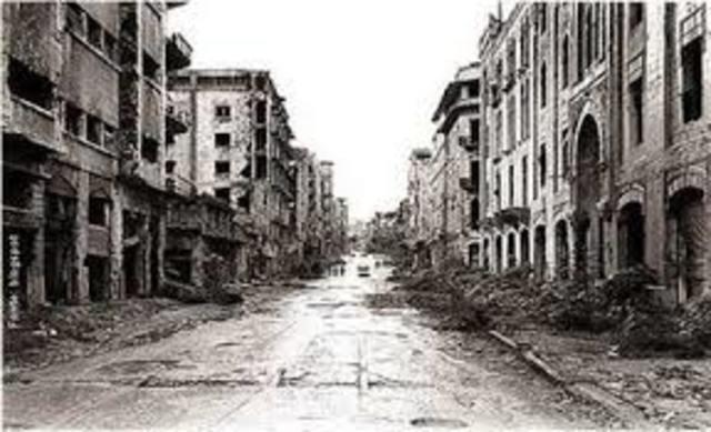 Social: Guerra Civil en el libano