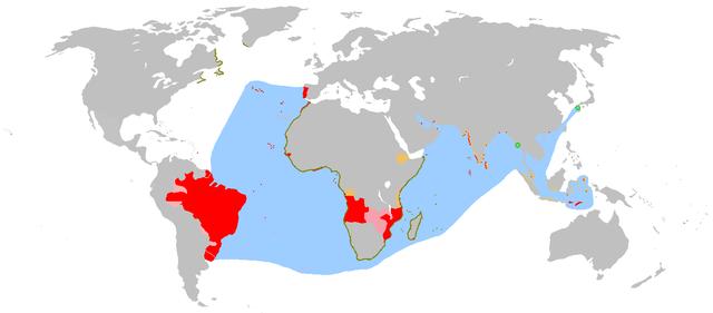 Politico: imperio portugues