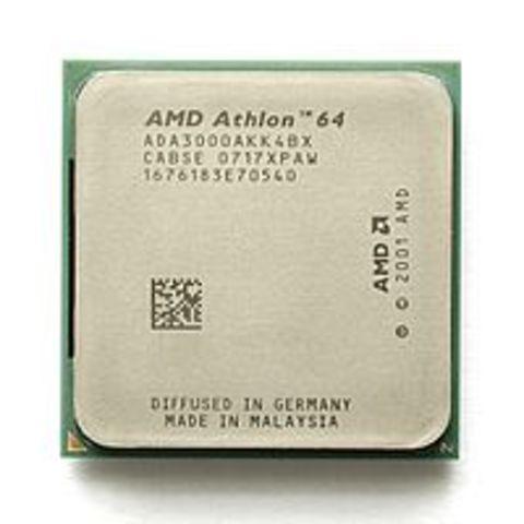 2004: El AMD Athlon 64