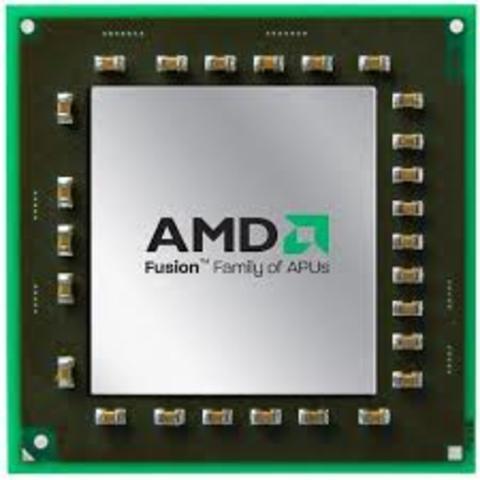 2011: El AMD Fusion