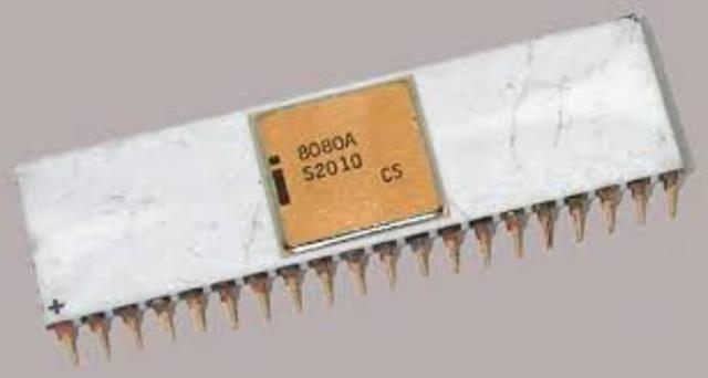 1974: El Intel 8080