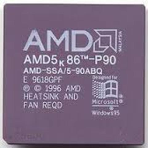 1991: El AMD AMx86