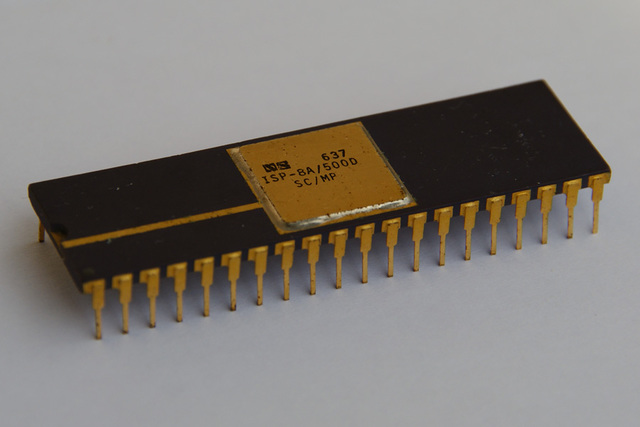 National Semiconductor SC/MP