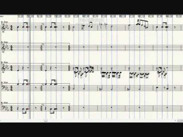 Primera composición