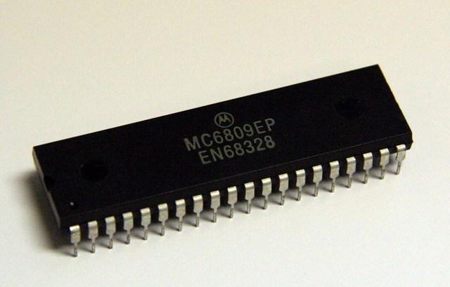 MOTOROLA 6809