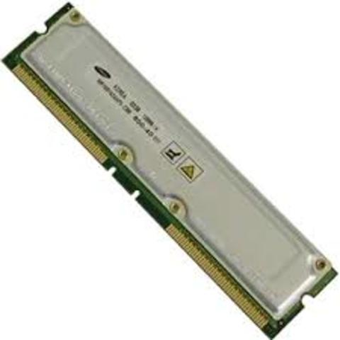RAMBUS PC800