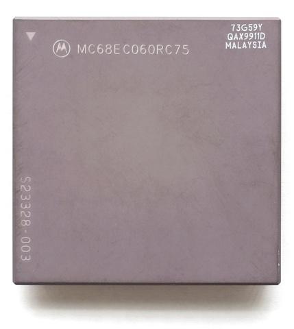 MOTOROLA 68060