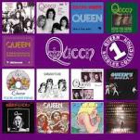 The Queen Singles Collection