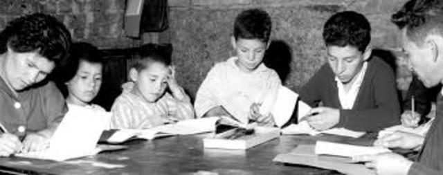 Reforma de la educación pública.