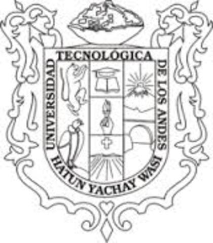 Creacion de la Universidad los Andes
