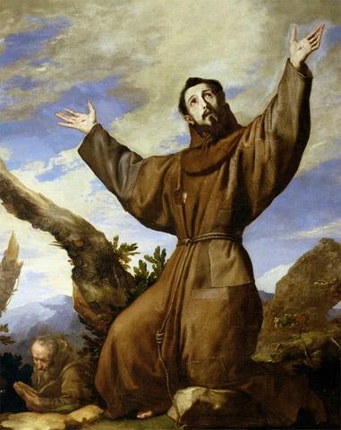 St Francis of Assisi was born - Aleisha