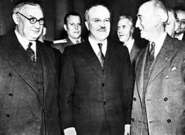 The Moscow Conference