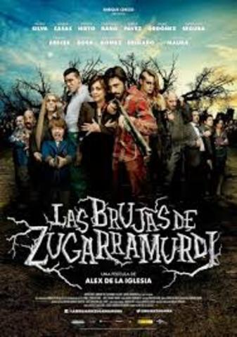 Las Brujas de Zugarramurdi- Pelikula