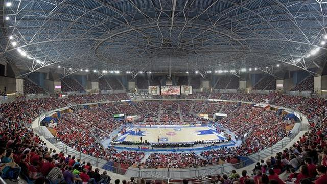 Fernando Buesa Arena eraberritua