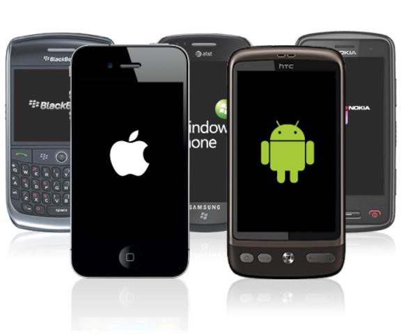 Boom de los smartphones