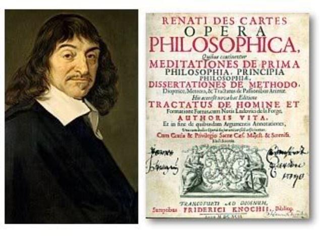 Fallece René Descartes