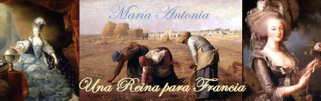 MUERE MARIA ANTONIETA