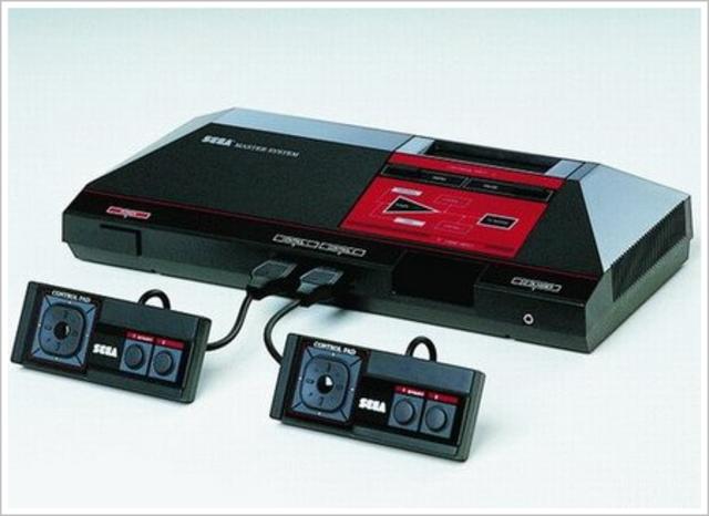 Master System de SEGA