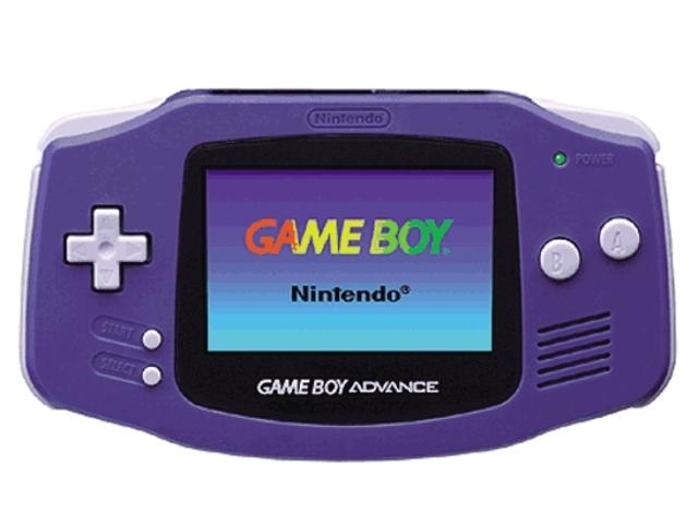 Gameboy advance de Nintendo
