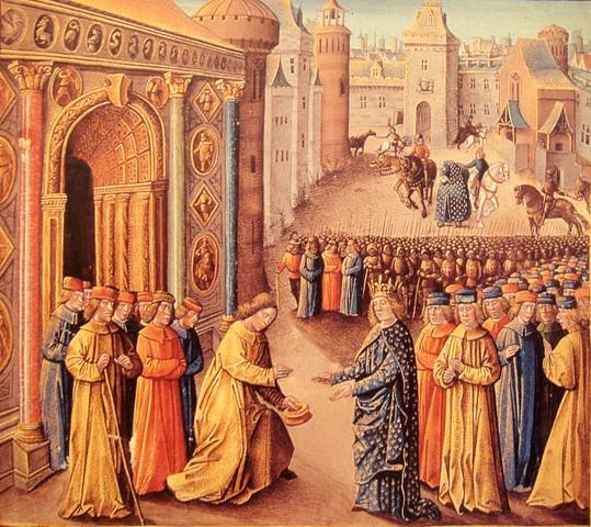 The Second Crusade Starts - Aleisha