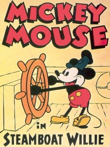 The Introduction of Mickey Mouse